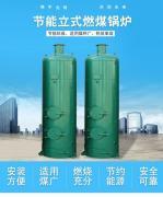 立式横水管燃煤烧柴蒸汽锅炉 蒸酒专用蒸汽锅炉