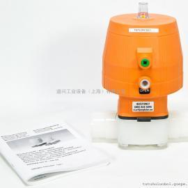 +GF+DIASTAR 10+气动隔膜阀