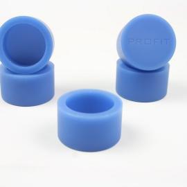 圆形软胶模40mm(蓝色)