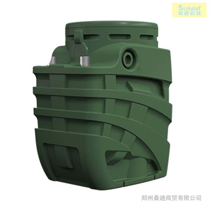 DAB一�w化污水提升泵站