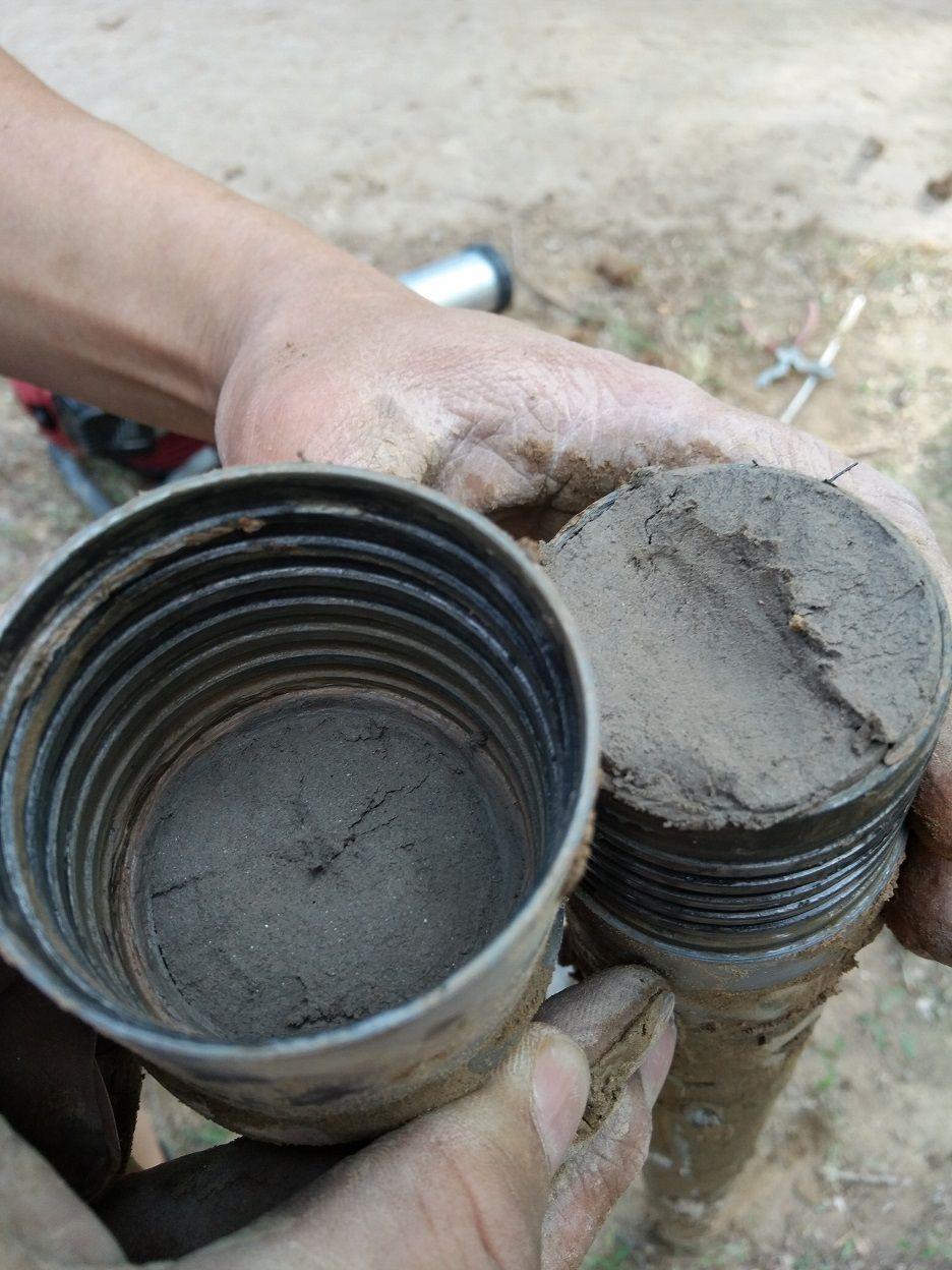 SSD回弹式汽油粉质土土壤采集器