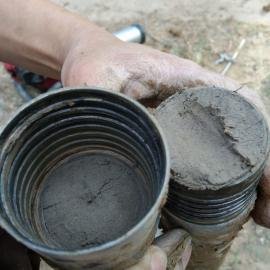 SSD回弹式汽油原状土土壤采集器