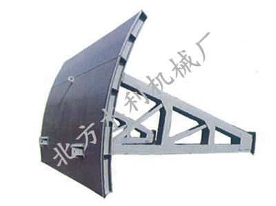 平面滚动钢制闸门