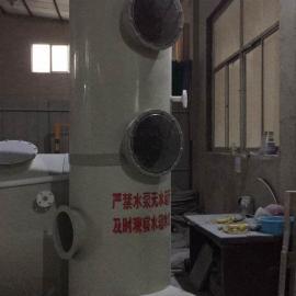 山东pvc水喷淋废气净化塔部件堵塞解决方案