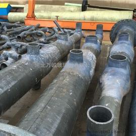 泸州玻璃钢脱硫脱硝喷淋管 玻璃钢管道顶管工艺管