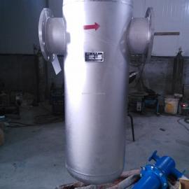 DN100锅炉蒸汽除水用汽水分离器