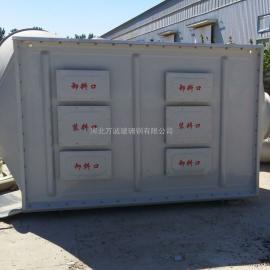 安全玻璃酸雾清灰器清灰塔 干式吸收塔 气体清灰设备安全玻璃清灰塔