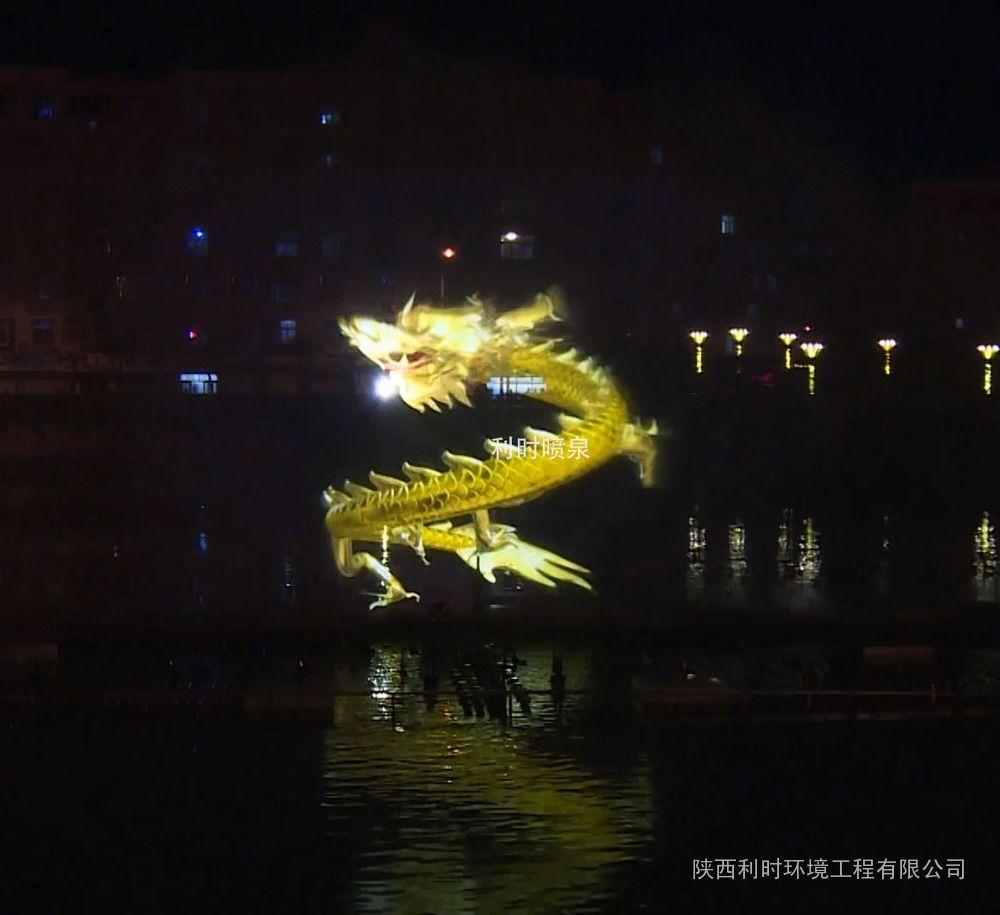 喷泉公司 水幕电影设计 水景设计 激光水幕图片