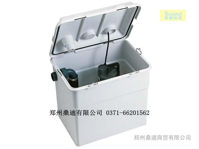 小型家庭污水提升器不��切刀