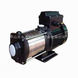台湾WALRUS华乐士不锈钢多级泵TPH4T6K卧式家用自来水增压泵