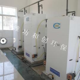 二氧化氯�l生器在�t院污水消毒中的��用