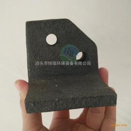 磨煤喷粉机配件喷煤机锤头耐磨铸钢磨锤厂家定制