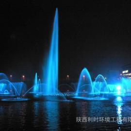 陕西音乐喷泉设计 喷泉水景