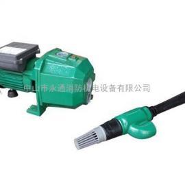 台湾Bossco自动增压泵PC-380 带吸程深井泵 博士多单相家用泵