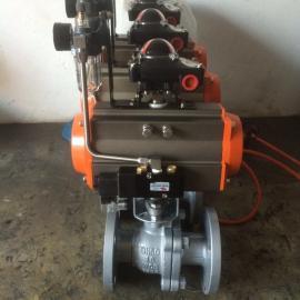 不锈钢电动球阀Q941F 浮动式球阀 耐腐蚀阀门