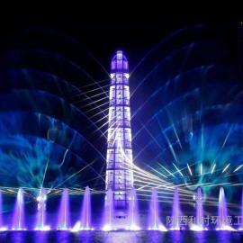 飞泉生产 创意水秀 水舞声光秀 音乐飞泉生产 飞泉公司