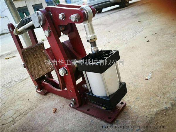 YWZ9-500/80驻车制动器 带槽瓦块摩擦片 制动器总成 电机刹车