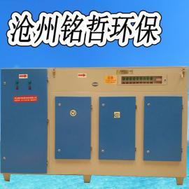 光氧等离子一体机十博体育设备 高效除恶臭光氧净化器