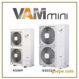 日立家用中央空调多联机VAM mini系列RAS-125FSVN3Q一拖四5匹