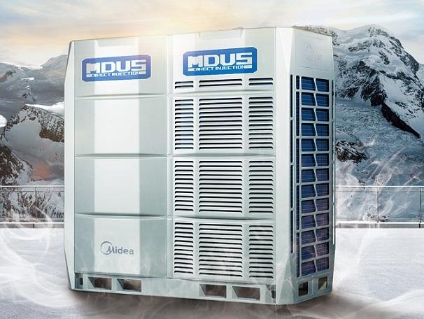 北京美的商用中央空调变频风管机MDV-D125T2/BP2SDN1-C