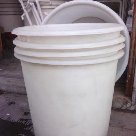 赤峰市300L400L500L600L800L泡菜塑料桶腌制塑料大缸