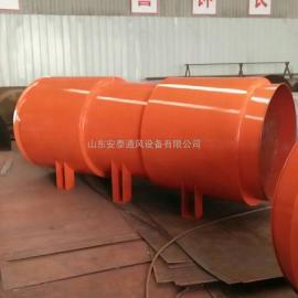隧道射流式消防高温排烟风机含2D消声器