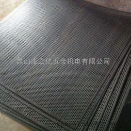 1.5mm厚304不锈钢冲孔网金属板网