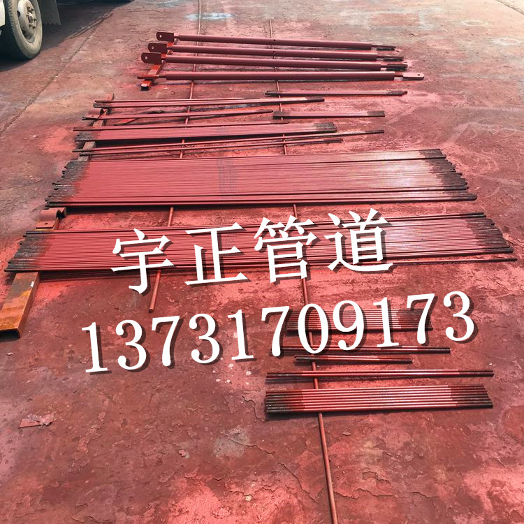 宇正制造螺纹吊杆 L1螺纹吊杆 L2左右螺纹吊杆 支架连接件