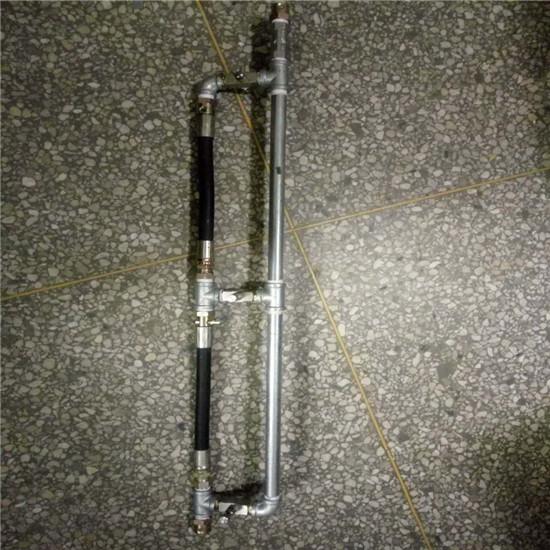 矿用风水联动除尘喷雾装置皮带风水联动装置