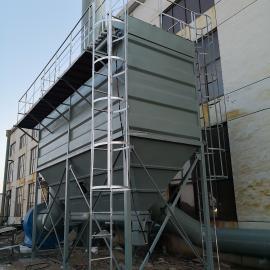 欧盟CE认证布袋除尘器气箱式PPC型DMC型单机脉冲除尘器河北厂家