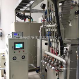 半导体光纤生产专用氧气净化机无人值守、性能稳定可靠
