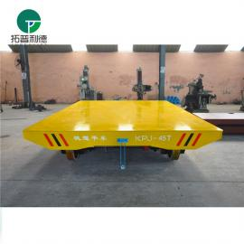 转运输仓促搬运设备的轨道电平车生产厂家新利德机械