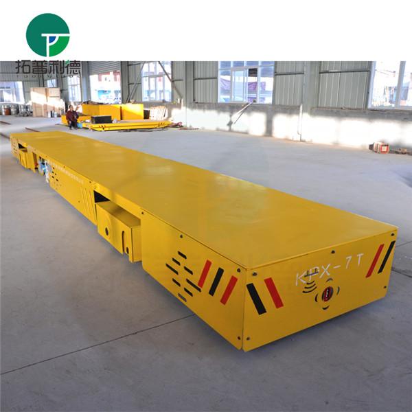 专业设计生产制造S型弧形轨道能用到电动平车是转弯电动平车