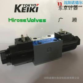 东京计器DG4V-3-2C-U-H-100电磁阀