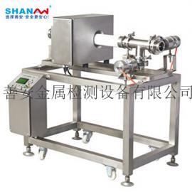 东莞酱料用食品金属探测仪SAMD-75定制型