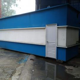 小型养殖废水处理设备 养殖场污水处理一体化装置