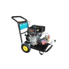 熊猫汽油机引擎式高压清洗机 PG-2815 13HP马力环卫清洗机