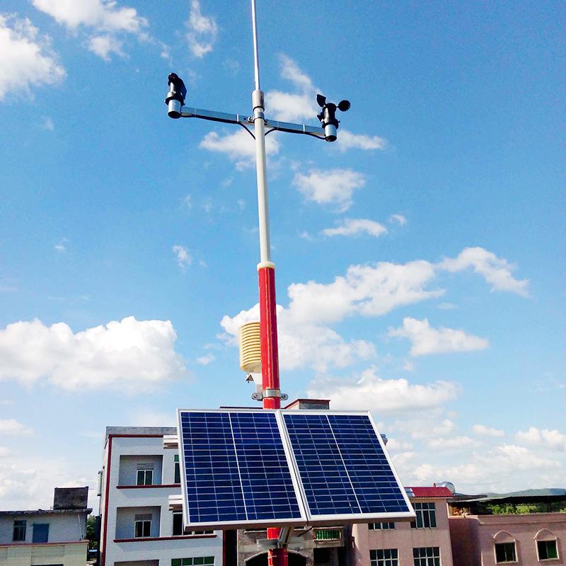 分布式光伏电站环境监测仪 小型气象站设备厂家直销