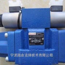 4WRPEH10C4B100L-2X/G24K0/A1M 0811404803 力士乐伺服比例阀