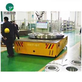 供应新利德生产用于加工车间室内外转运的BWP无轨电动平车