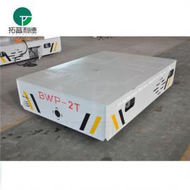 北京濮阳 5T胶轮无轨平车 钢构造道具设备传达输机动平车