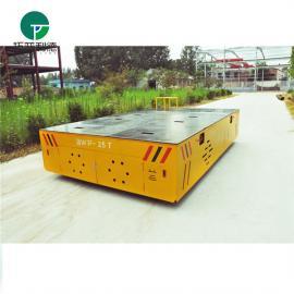 无轨电动搬运车 便于生产车间与存储放置点间的往返运转