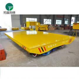 新利德机械供应电缆卷筒式遥控操作电动搬运车平板车