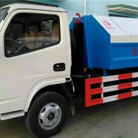 1023456789吨方车厢可卸式垃圾车价格