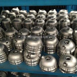 丹麦格兰富不锈钢多级泵配件 泵头盖