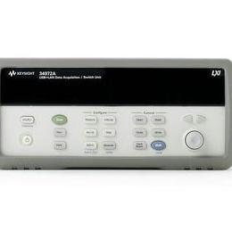 34972A LXI 数据采集/数据记录仪开关