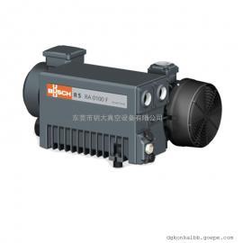 供应覆膜机真空泵 BUSCH德国RA0100普旭真空泵