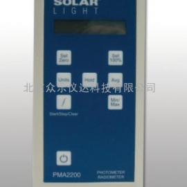 美国PMA2200紫外可见光红外光辐射测量仪
