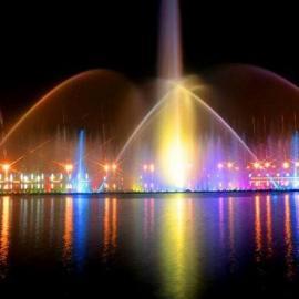 音乐喷泉设计公司 音乐喷泉工程公司 音乐喷泉制作公司