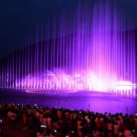 汉中喷泉公司汉中音乐喷泉公司